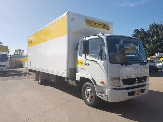One Way Special - 6t Furniture Truck (40m3) with tailgate lift