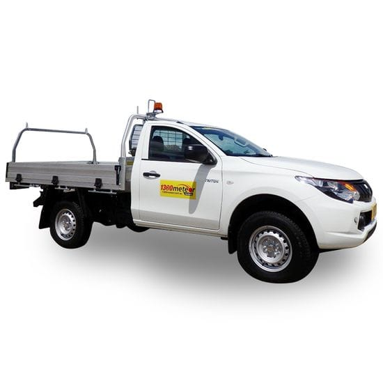 AUTOMATIC one tonne 4x2 Single Cab dropside utilities NOW AVAILABLE!