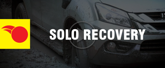 4WD Driving Tips - Solo Recovery