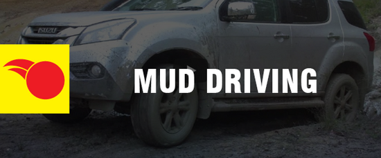 4WD Driving Tips - Mud Driving