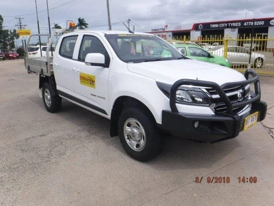 One Way Hire - Tsv to Mt Isa