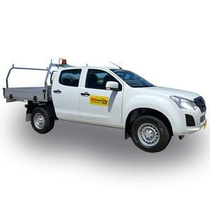 Get More Done Hiring a Ute