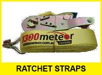 Truck hire accessories ratchet strap