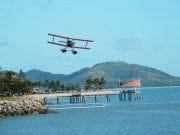 The Red Baron, Townsville Strand