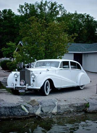 1951 Silver Wraith Rolls Royce, A Rolls Choice Livery