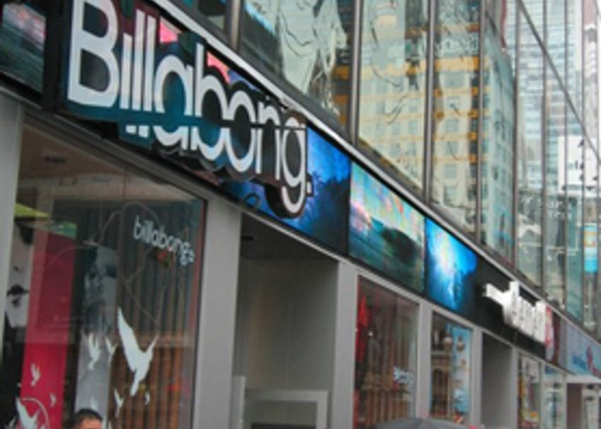 ANOTHER LOSS ROLLS IN FOR BILLABONG
