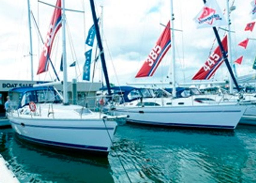 BOAT SHOW SHOCK - THE BUYERS ARE BACK