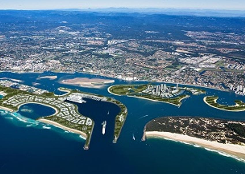 BROADWATER BAN TRIGGERS NEW RACE FOR CRUISE TERMINAL