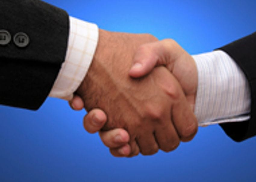 Bronzed handshake the new goodbye for executives?
