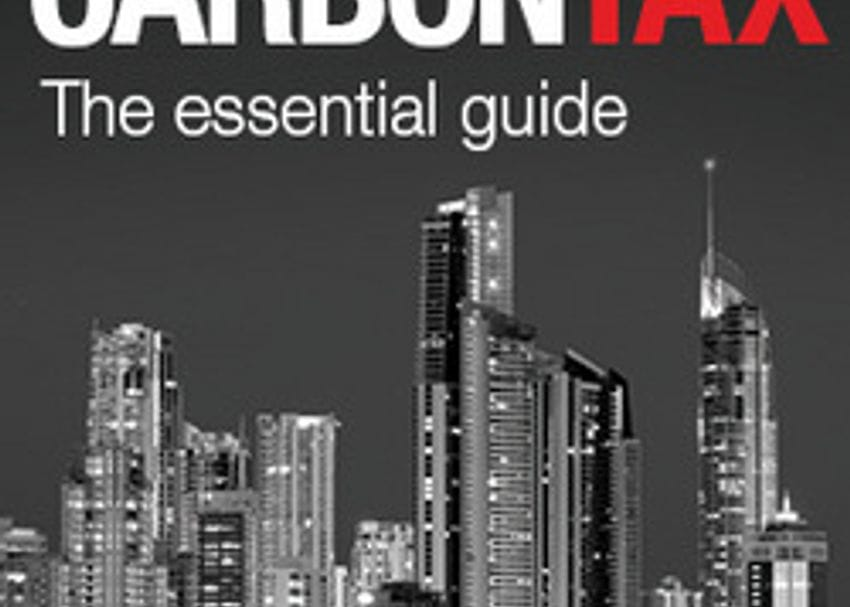 BUSINESS PUTS CARBON TAX IN 'TOO HARD' BASKET