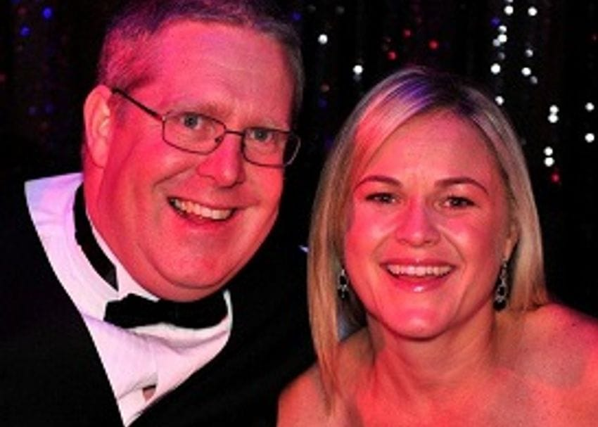CHARITY BALL RAISES $90,000