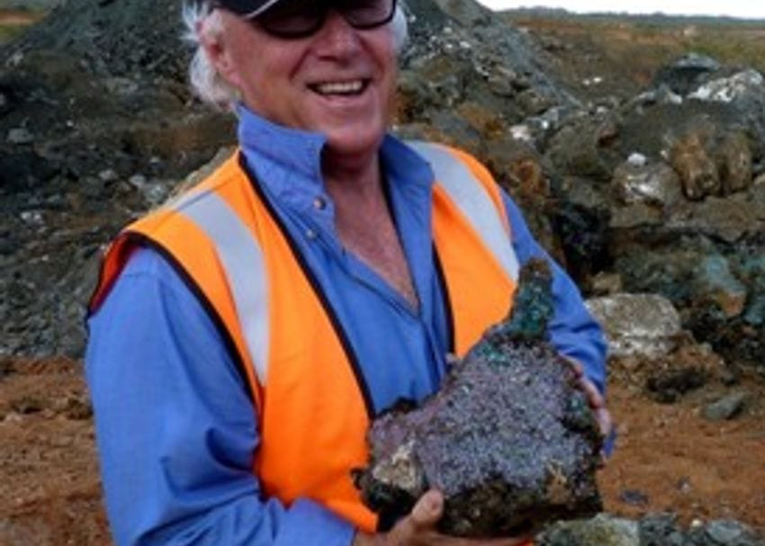 CUDECO TEAMS UP WITH GLENCORE'S ERNEST HENRY MINE