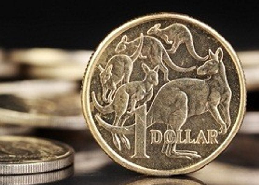 DOLLAR HITS FOUR-MONTH HIGH ON RATE DECISION