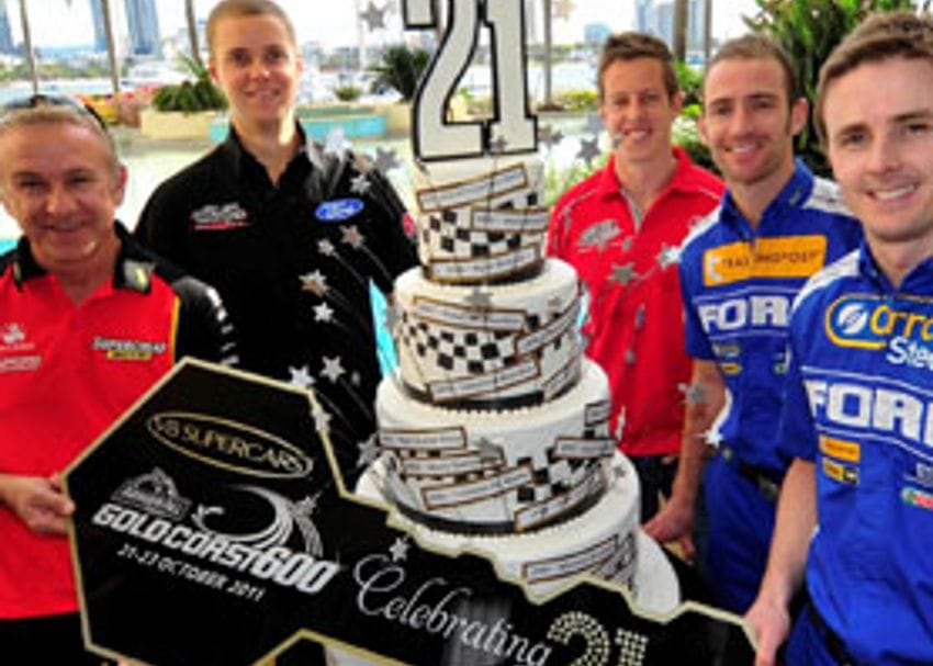 GOLD COAST 600 ON TRACK FOR $50M
