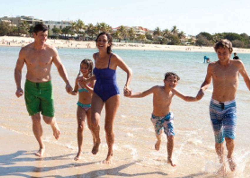GOOD TIMES AHEAD, SAYS TOURISM QUEENSLAND
