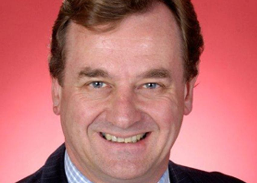 SMALL BUSINESS MINISTER STEPS DOWN