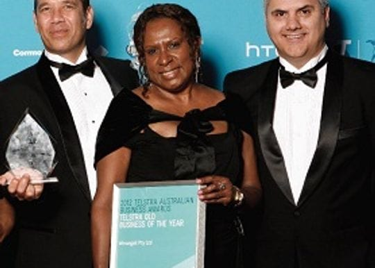 AGENCY RECOGNISED FOR WINNING WAYS