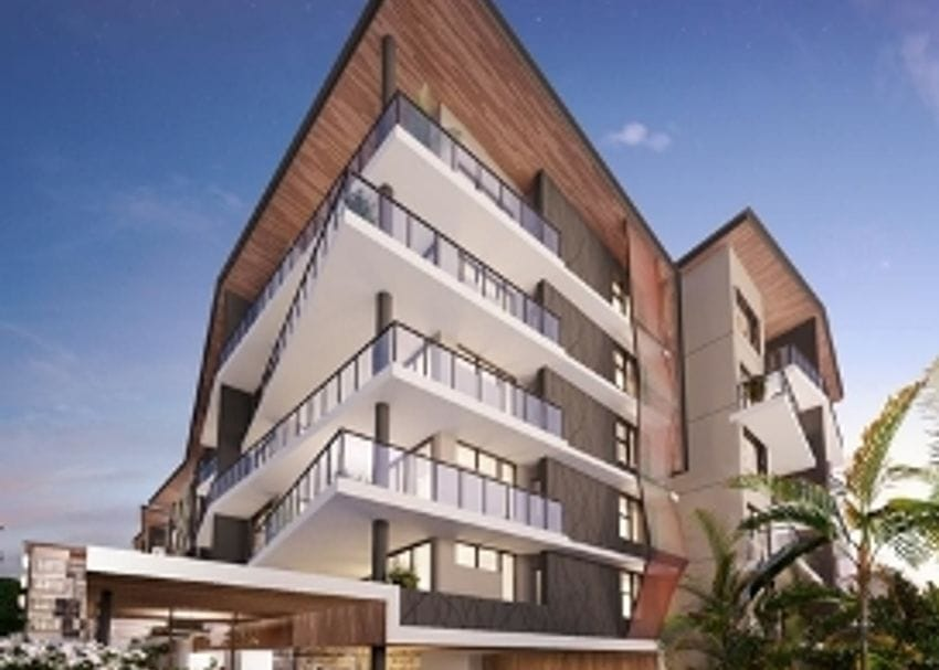 ARDEN BOOSTS APARTMENTS IN ALBION