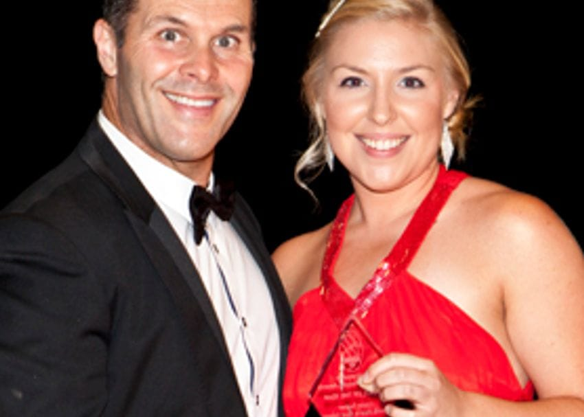 BRISBANE AGENCY CLEANS UP AT REAL ESTATE 'OSCARS'