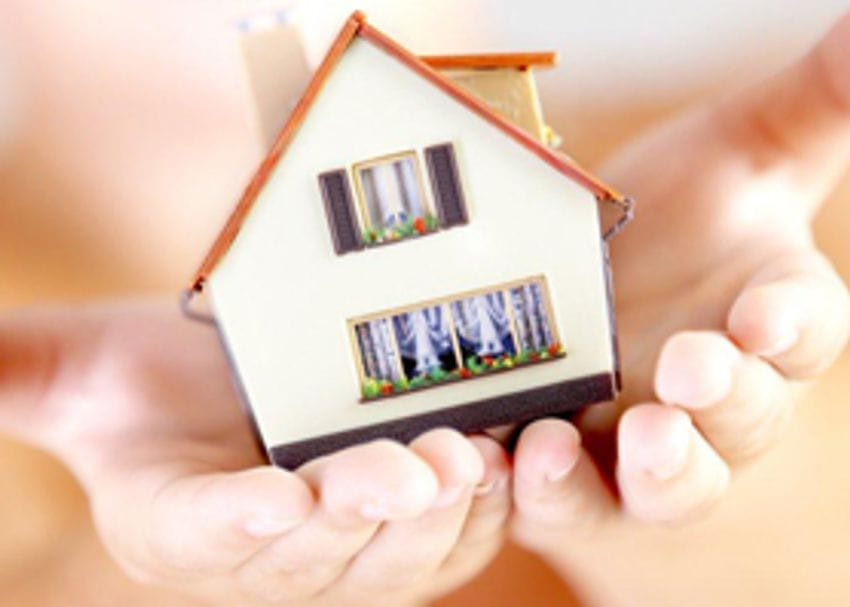 HOUSING MARKET FINALLY ENTERS POSITIVE TERRITORY