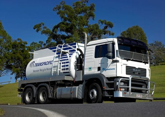 TRANSPACIFIC OFFLOADS NEW ZEALAND BUSINESS