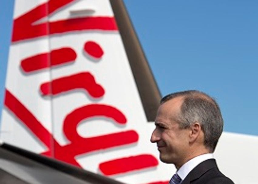 VIRGIN WELCOMES APPROVAL