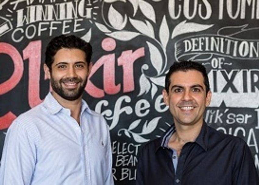 ELIXIR COFFEE JOINS CEO SLEEPOUT