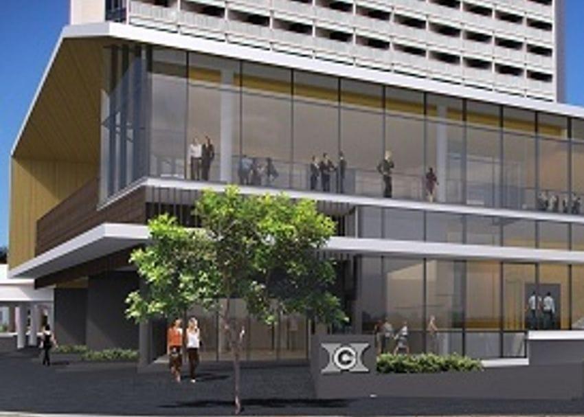 NEW CENTRE SETS HOTEL GRAND CHANCELLOR APART