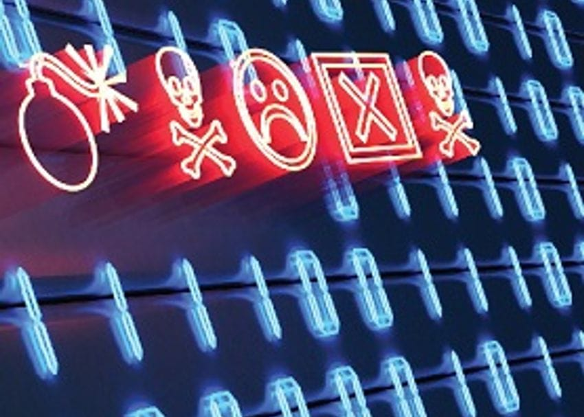 SOFTWARE HOLDING BUSINESSES TO RANSOM