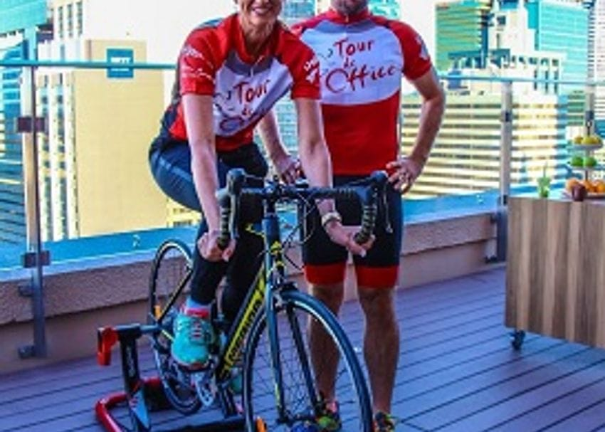 WELLNESS INITIATIVE PEDALS INTO BRISBANE