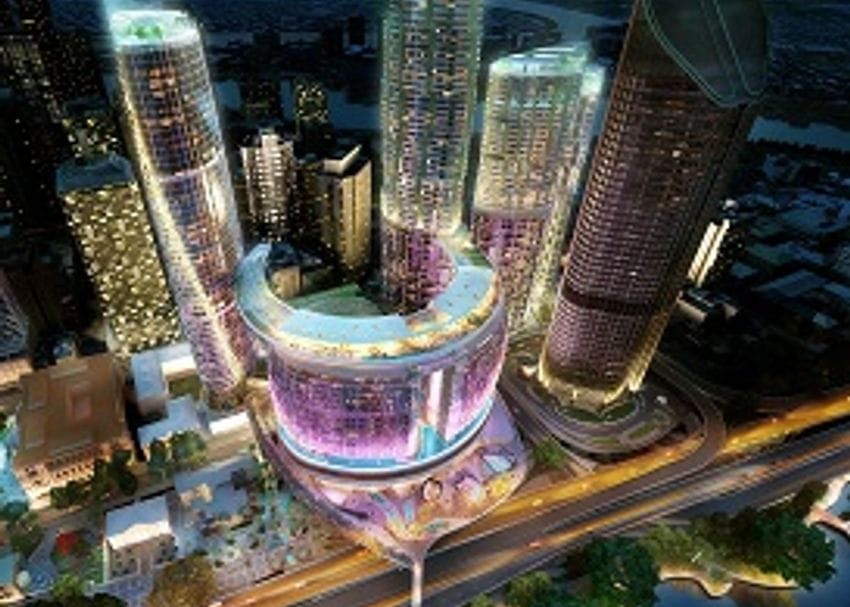 GENTING'S ECHO AMBITIONS NOW UP TO QUEENSLAND