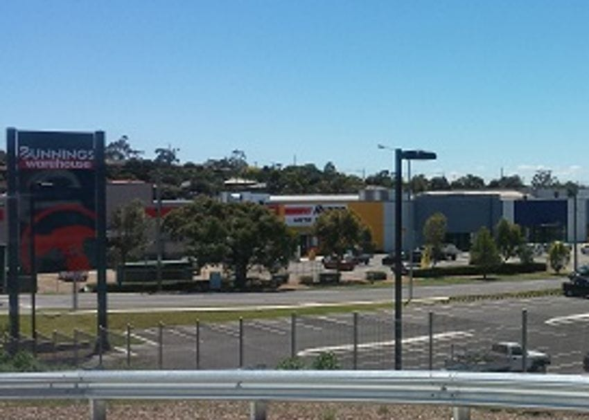 BUNNINGS NAILS DOWN MORE LARGE FORMAT SPACES