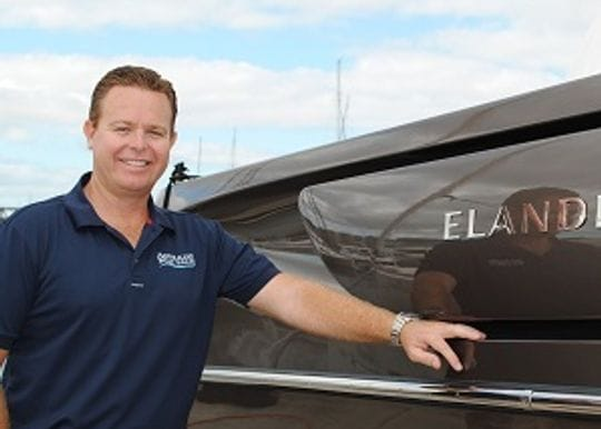 ELANDRA FINDS NEW BERTH AMONG SYDNEY SUPERYACHTS