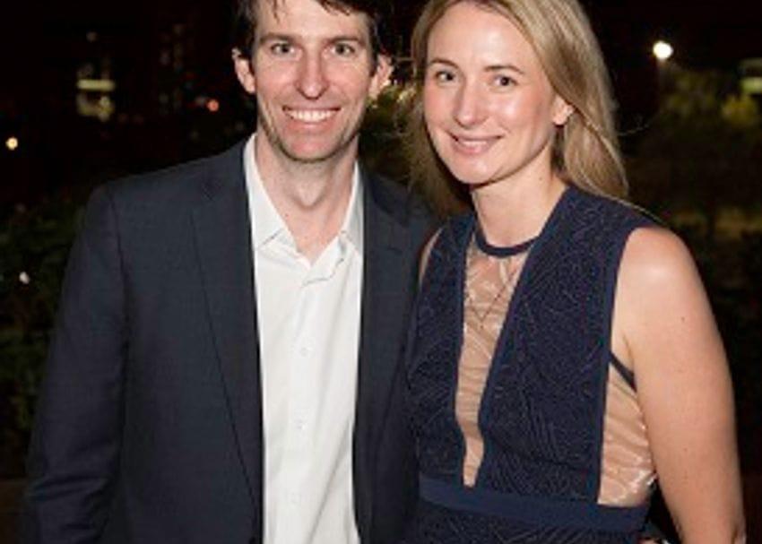 PROPERTY COUPLE SHOW THEIR CALIBRE