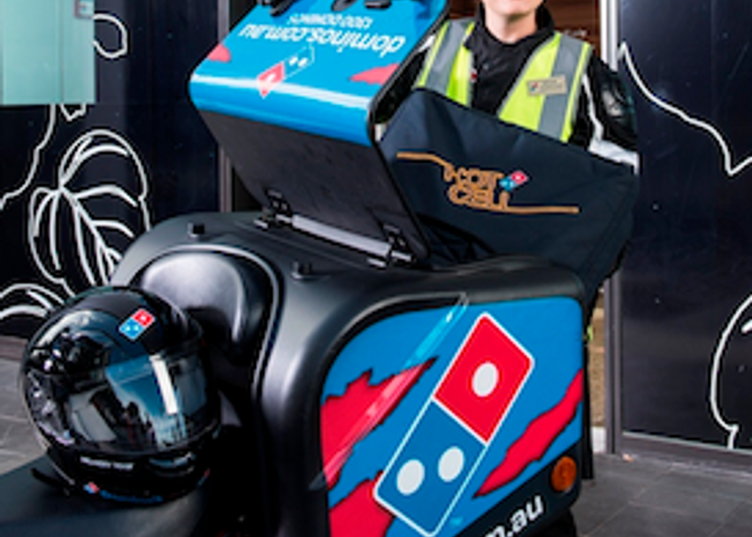 DOMINO'S $121M DEAL TO DOMINATE GERMANY