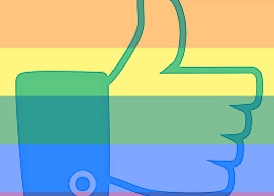 FACEBOOK GIVES MARDI GRAS THE THUMBS UP