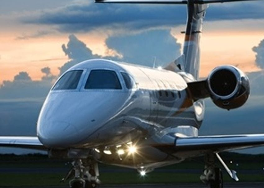 BEAT THE CROWDS WITH YOUR OWN JET