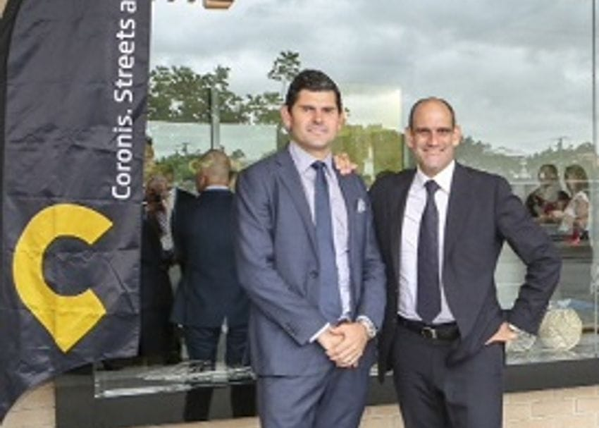 CORONIS MOVES IN AT PORTSIDE WHARF