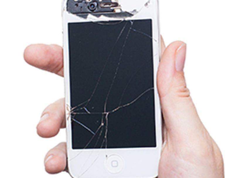 HOW A BROKEN PHONE LED TO A BOOMING BUSINESS