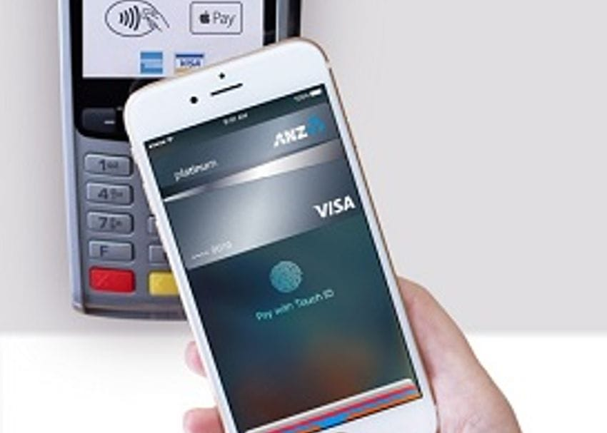 ANZ BREAKS BANK STANDOFF WITH APPLE PAY
