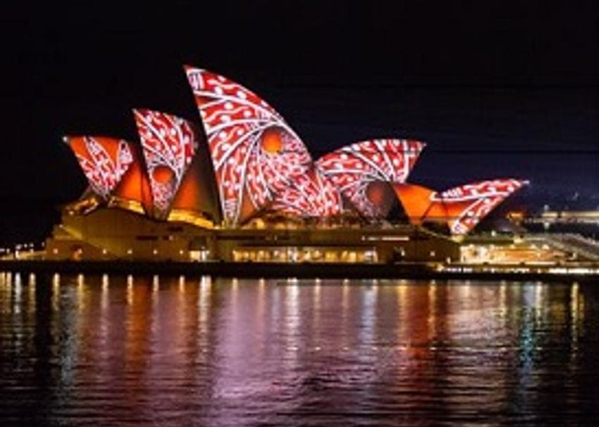 SYDNEY SHINES BRIGHT AS VIVID TAKES OVER