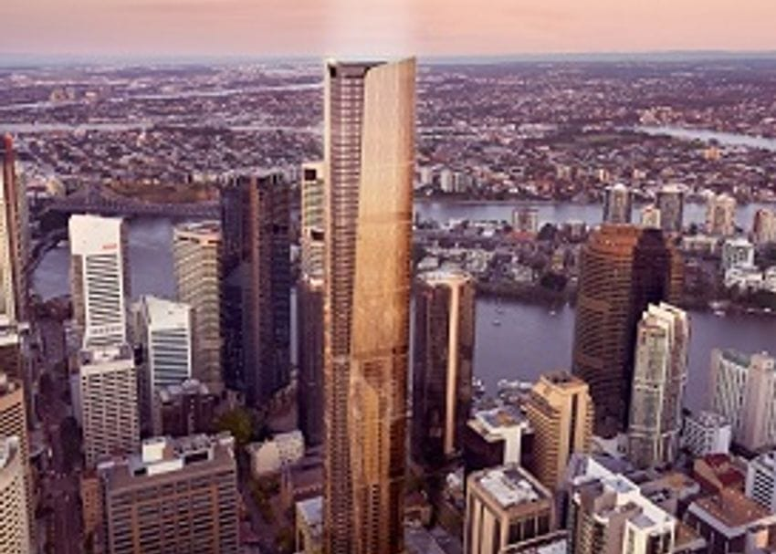 GREEN LIGHT FOR GOLD TOWER IN BRISBANE