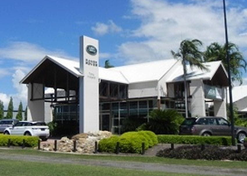 A.P. EAGERS SNAPS UP TONY IRELAND TOWNSVILLE