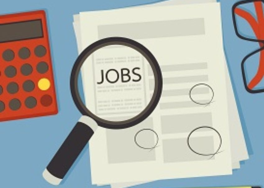 SPIKE IN JOB ADS SUGGESTS MARKET ON THE MEND