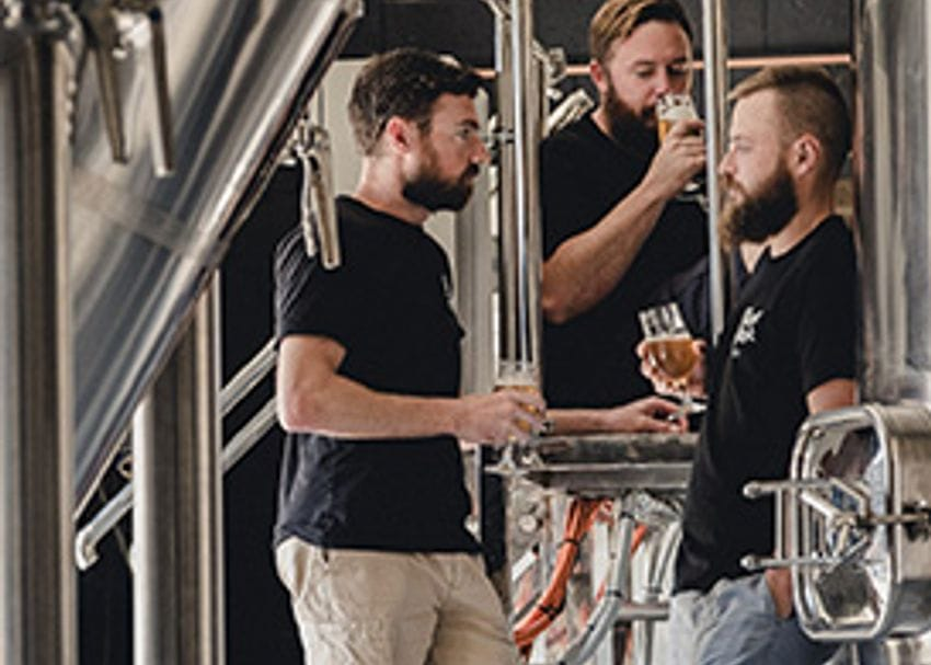 HOW TO START A BREWERY WITH YOUR MATES