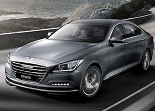 GC HYUNDAI WANTS YOU TO TAKE HOME A GENESIS FOR THE WEEKEND