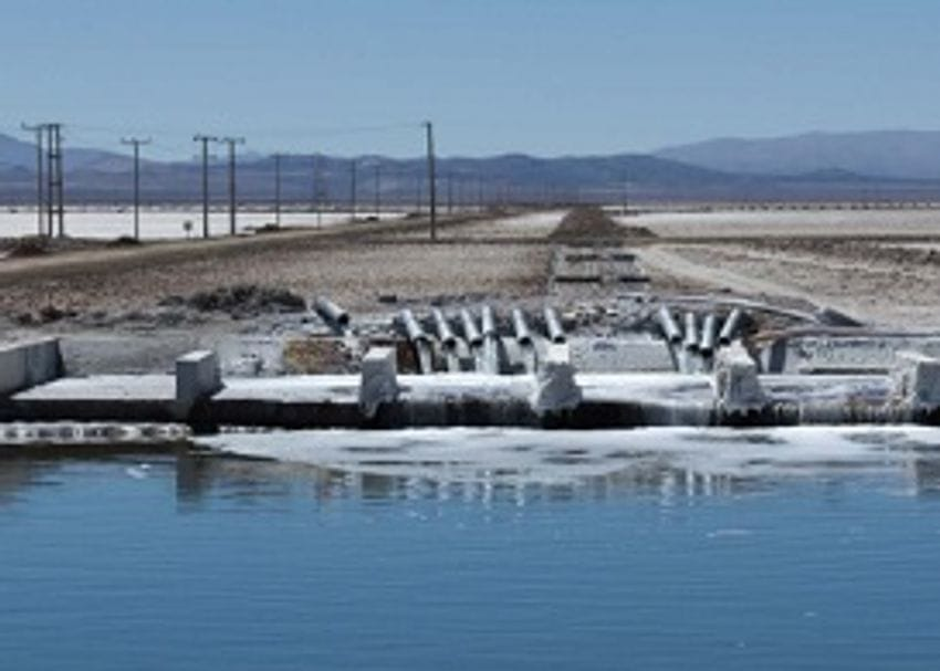 OROCOBRE DIVESTS LITHIUM TRIANGLE PROJECTS IN ARGENTINA