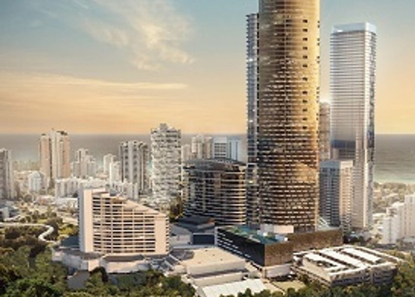$500 MILLION JUPITERS TOWER APPROVED