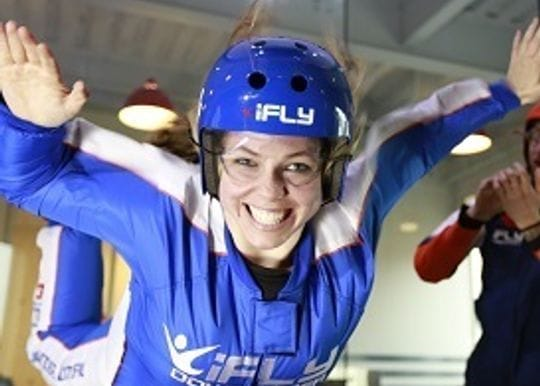 IFLY DELIVERS THE UNFORGETTABLE, SOARS TO SILVER AT TOURISM AWARDS