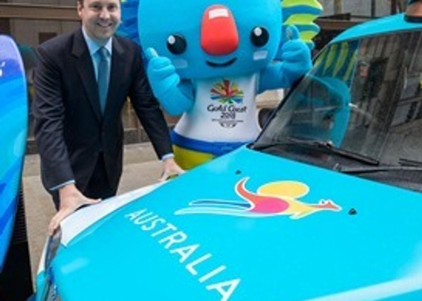 BRITONS URGED TO SWAP COLD FOR GOLD AND TRAVEL TO THE COMMONWEALTH GAMES